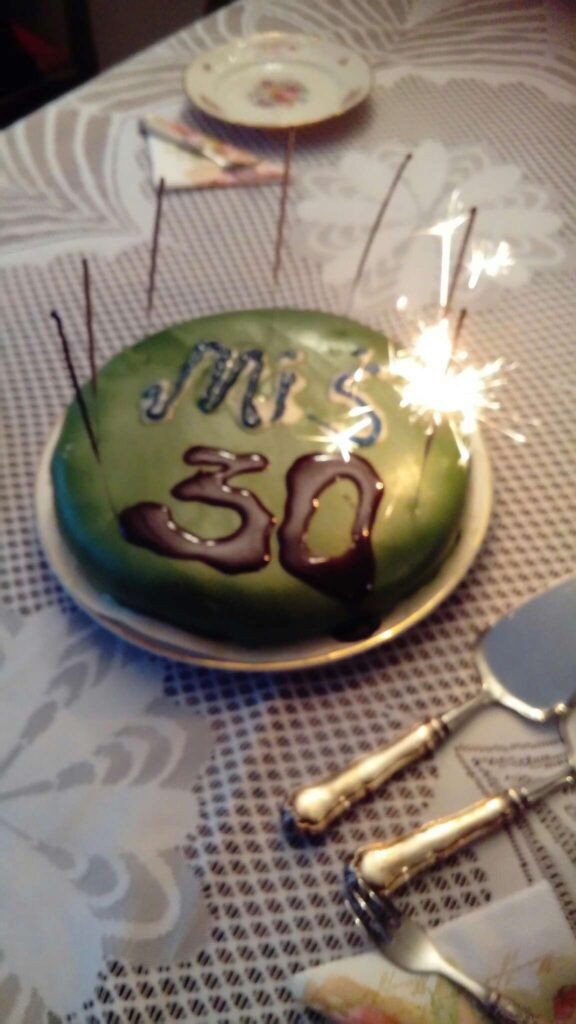 birthday cake etc